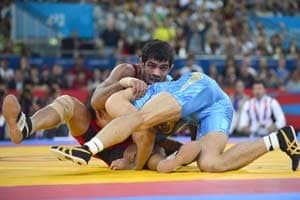 Sushil Kumar to NDTV: Wish the national anthem could be played here