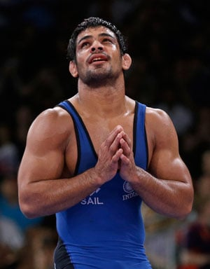 Sushil Kumar betters his Olympic performance