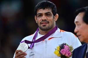Sushil Kumar: Olympic Silver for the Indian wrestler