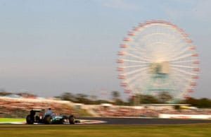 Suzuka to host Japanese Grand Prix until at least 2018