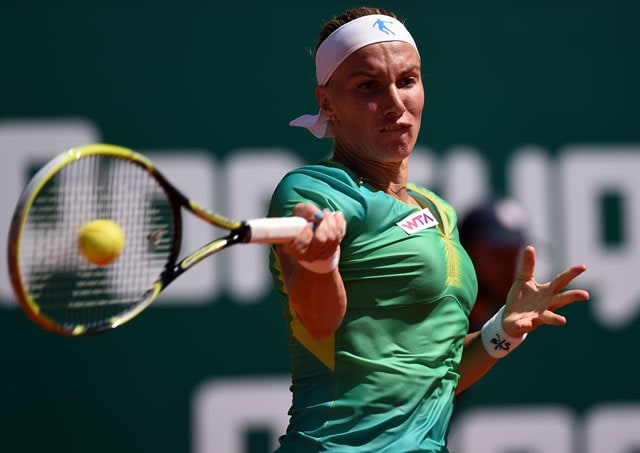 Svetlana Kuznetsova Beats Elena Vesnina in Portugal Open to End Final Jinx