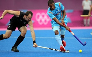 London 2012 Hockey: India go down against New Zealand