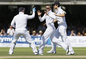 The Ashes 2nd Test: Peter Siddle strikes after England take big lead vs Australia on Day 2