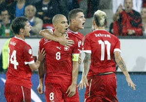 Switzerland, Cyprus switch World Cup match dates