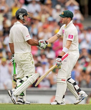 Ricky Ponting comes in defence of Shane Watson