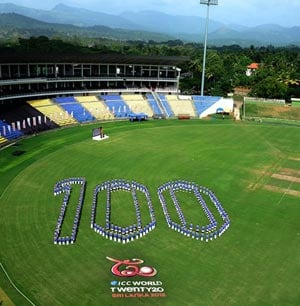 100-day countdown to Twenty20 World Cup begins