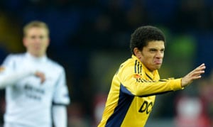 Shakhtar Donetsk signs Barcellos Fred Taison