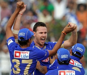 Learnt a lot from Dravid during IPL: Tait