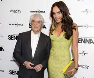 Bernie Ecclestone fury over daughter slur