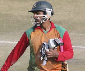 Asia Cup: Tamim out of Bangladesh squad, Mortaza returns