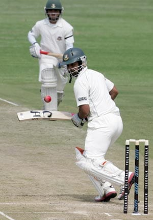 2nd Test, Day 1: Senior batsmen lead Bangladesh recovery vs Zimbabwe
