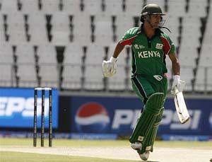 Kenya's Tanmay Mishra relishes IPL challenge