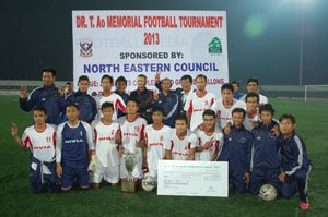 Manipur clinch T Ao soccer crown