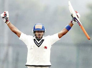 Ranji Trophy: Aditya Tare's trailblazing ton helps Mumbai bully Vidarbha