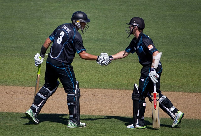 Ross Taylor reveals New Zealand tactic of denying wickets to Indian spinners