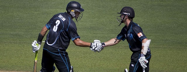 India vs New Zealand, 4th ODI highlights: Ross Taylor's 9th ton clinches 3-0 series win for Kiwis