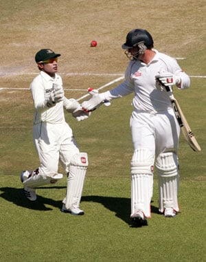 Brendan Taylor in record score, Bangladesh hit back