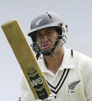 Ross Taylor ruled out of second Test against India in Wellington