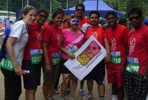 136 elite athletes for TCS World 10K Run