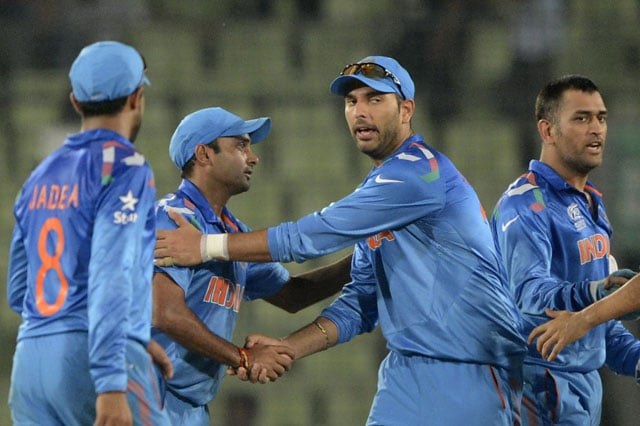 ICC World Twenty20: India face South Africa in semis, Sri Lanka await West Indies or Pakistan