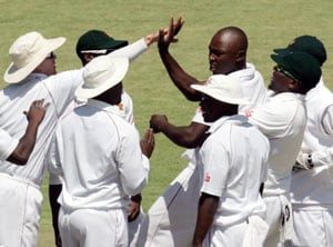 Pacer Tendai Chatara bowls Zimbabwe to historic win over Pakistan