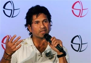 Sachin Tendulkar silver coins released