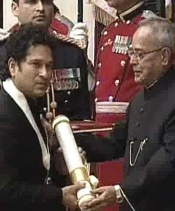 Highlights: Bharat Ratna for Sachin Tendulkar