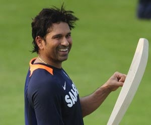Sachin Tendulkar's new look for Asia Cup