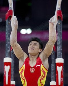 Gymnast Teng Haibin pulls out of Olympics