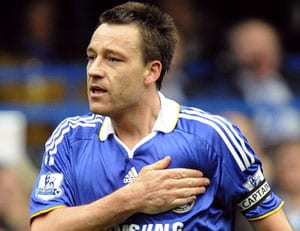 John Terry baffled by his role in Rafael Benitez's plans