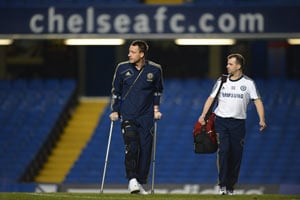 John Terry out for weeks not months - Chelsea