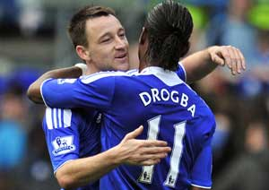 Didier Drogba tells Chelsea team-mates he is off: Report