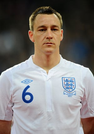 John Terry hopes for Hodgson's call for Euro 2012