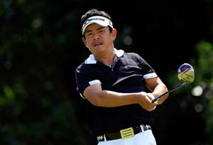 Hiratsuka wins Panasonic Open, Jeev shares fourth place
