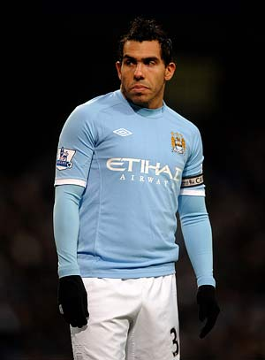 Tevez likely to stay at Manchester City