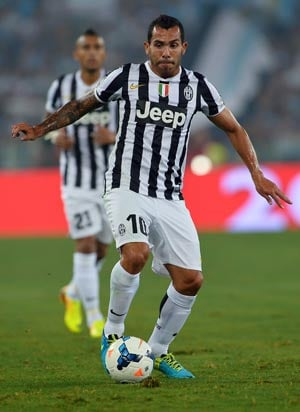 Tevez, Higuain and Gomez top Serie A transfers
