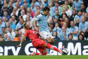 Manchester City nudge past Southampton in EPL opener