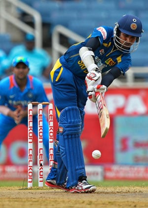 Live cricket score: India vs Sri Lanka, tri-series