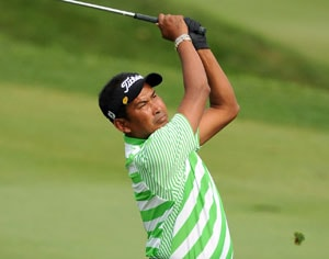Thaworn Wiratchant leapfrogs to 14th in Asian Tour rankings