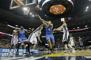 NBA: Oklahoma City Thunder beat Memphis Grizzlies 116-100