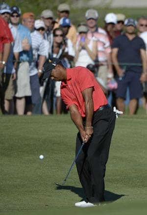Phase 2 begins for Tiger Woods