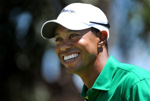 Tiger Woods stays top of world rankings