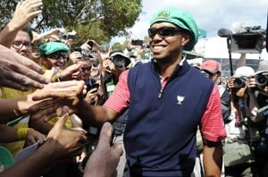 Tiger Woods clinches The Presidents Cup for US