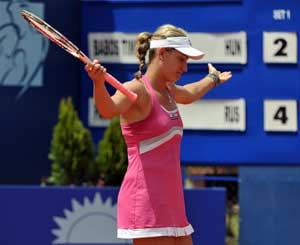 Babos wins 1st WTA title at Monterrey Open