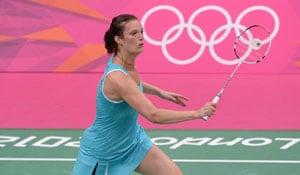 London 2012: Badminton set to grant beaten Baun's replay wish