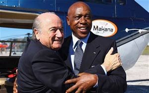 Sexwale: Blatter's comments 'problematic'