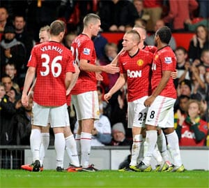 Manchester United sink Newcastle thanks to unlikely heroes