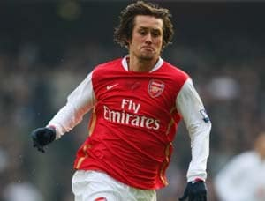 Rosicky out for up to two months - reports