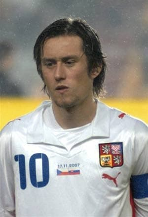 Euro 2012: Rosicky in injury scare for Czechs