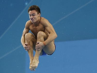 London 2012 Diving: Tom Daley sees an end to Chinese  supremacy